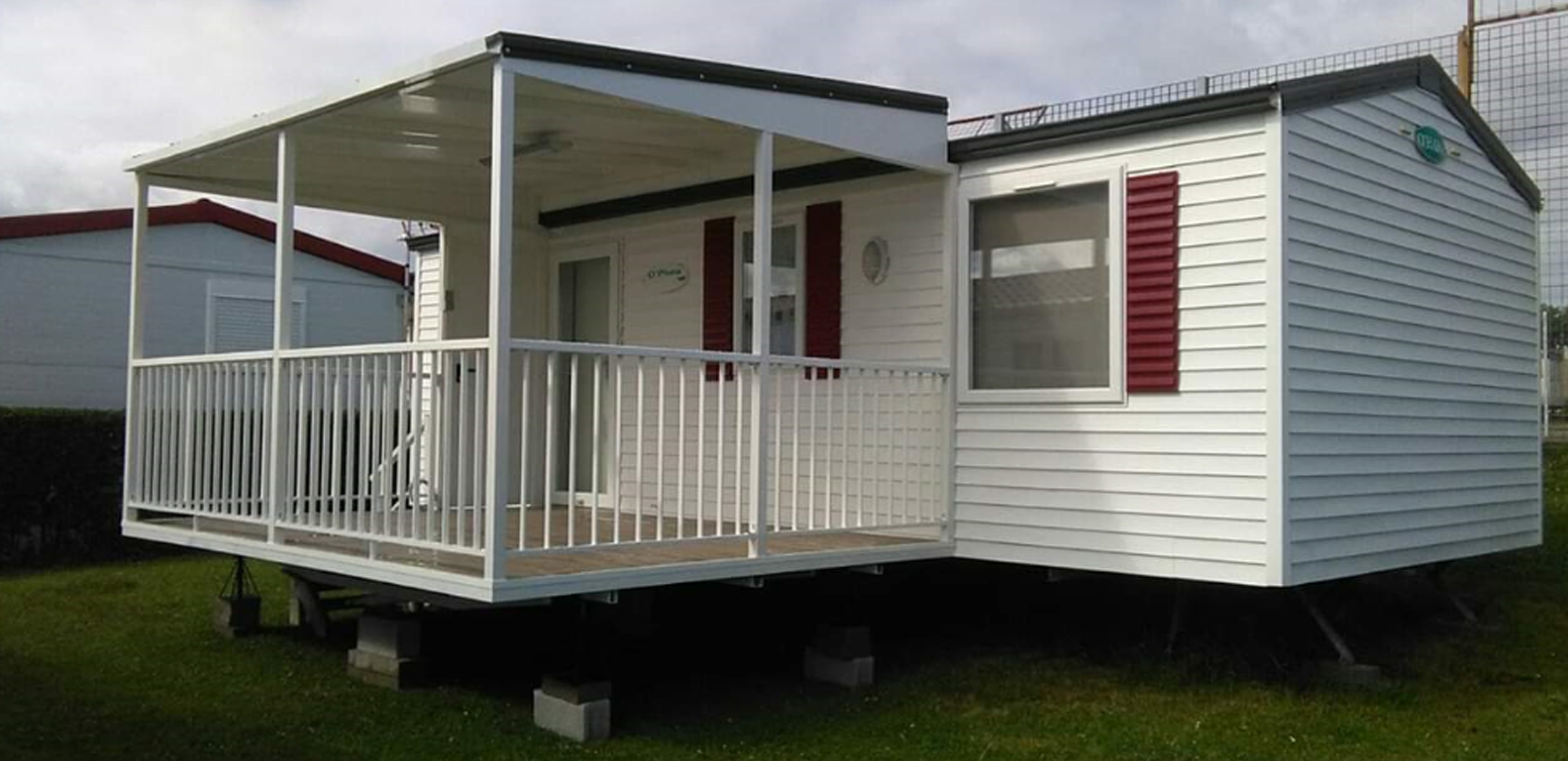 Barbacoas para mobil home y campings