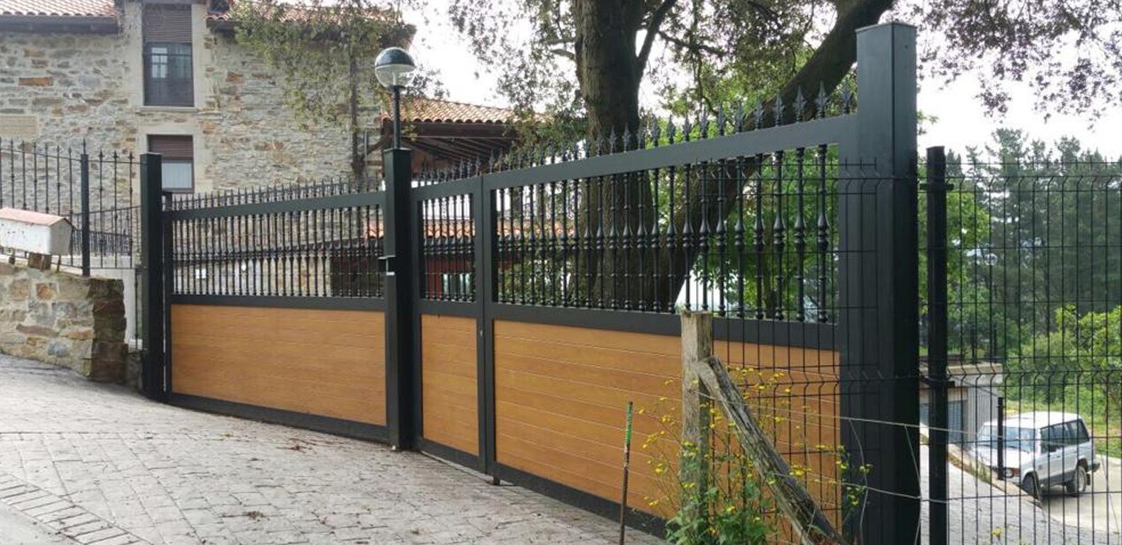 Puertas y Verjas